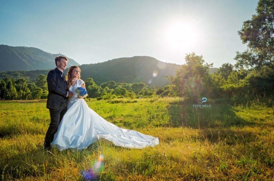 La fotografia al Matrimonio: moda e amore