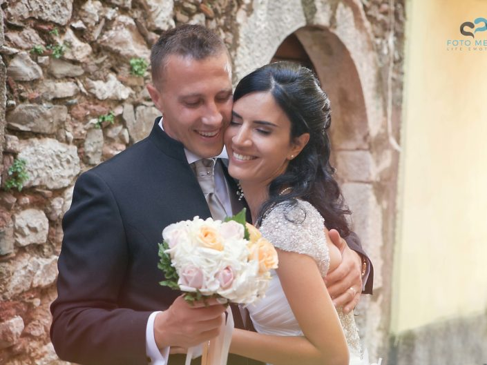 Cristina e Angelo
